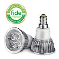 Luminarias a base de LED's