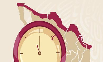 El domingo 3 de noviembre termina el Horario de Verano en la franja fronteriza norte
