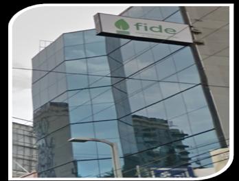 """Julio 27, 2020: El FIDE se deslinda de la empresa denominada """"Registrando la Historia de la Cuarta Transformación"""""""