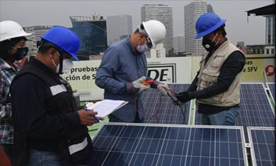 Enero 12, 2021: Capacitación a los trabajadores de SEDECO en el Estándar de Competencia Laboral EC-0586.01