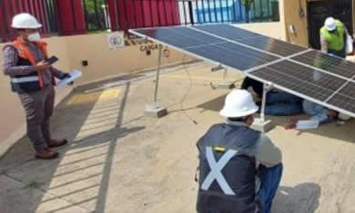 Junio 15, 2021: Capacitación en Instalación de Sistemas Fotovoltaicos en Tampico, Tamaulipas