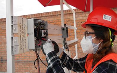 Agosto 16, 2021: Capacitación en Instalación de Sistemas Fotovoltaicos en Torreón, Coahuila